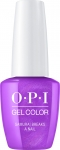 OPI GelColor Samurai Breaks a Nail - GCT85 15ml