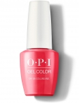 OPI GelColor On Collins Ave. - GCB76 15ml