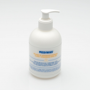 Mediwax - krem do rąk 500ml z pompką