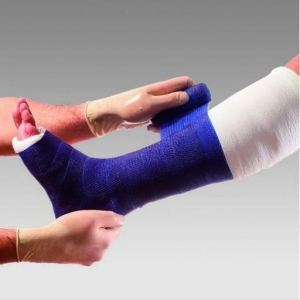 PRIME CAST Gips syntetyczn 3,6m x 10,2cm PINK 1szt.