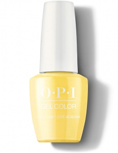 OPI GelColor I Just Can't Cope-acabana - GCA65 15ml