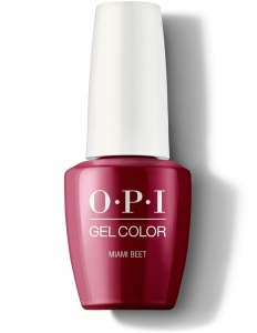 OPI GelColor Miami Beet - GCB78 15ml