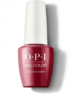 OPI GelColor Chick Flick Cherry - GCH02 15ml