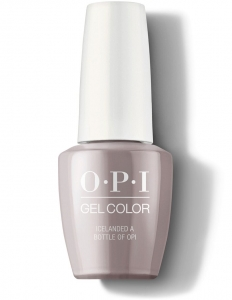 OPI GelColor Icelanded a Bottle of OPI - GCI53 15ml