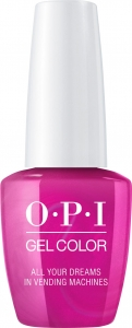 OPI GelColor All Your Dreams in Vending Machines - GCT84 15ml