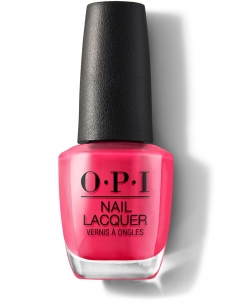 OPI Lakier Charged Up Cherry - NL B35 15ml