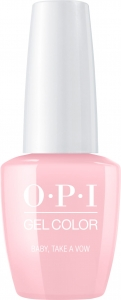 OPI GelColor Baby, Take a Vow - GCSH1 15ml