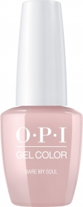 OPI GelColor Bare My Soul - GCSH4 15ml