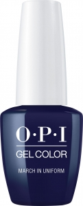 OPI GelColor March in Uniform - HP K04 15ml